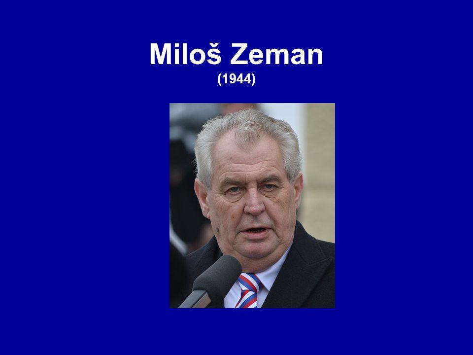 Miloš Zeman (1944)