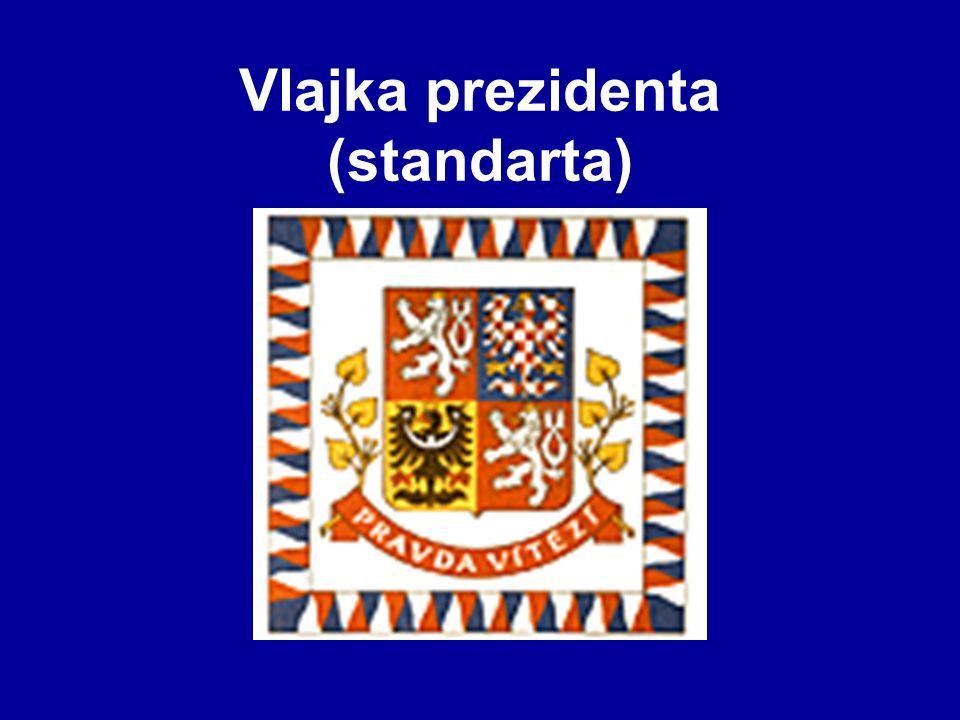 Vlajka prezidenta (standarta)