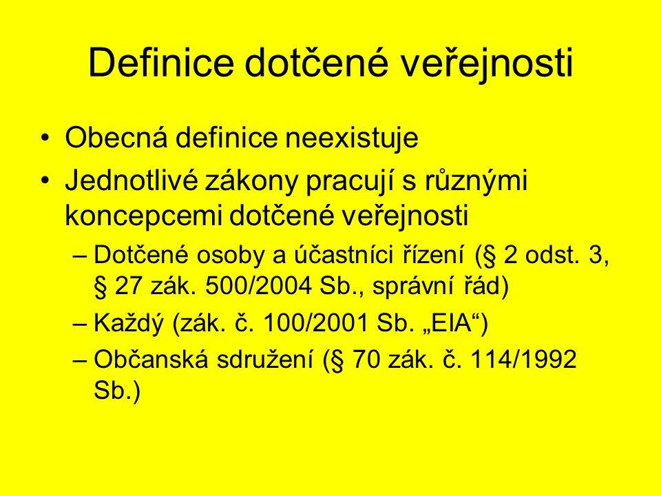 Závazná stanoviska a zák.č.114/1992 Sb.
