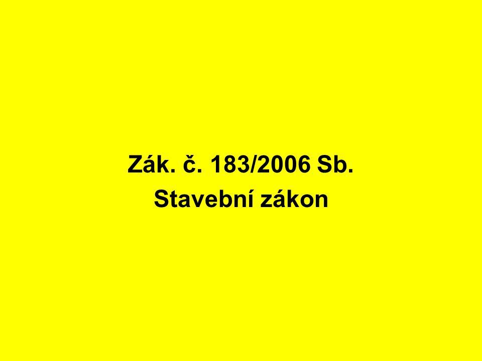 Zkrácené stavební řízení (§ 117) Mezera v zákoně č.