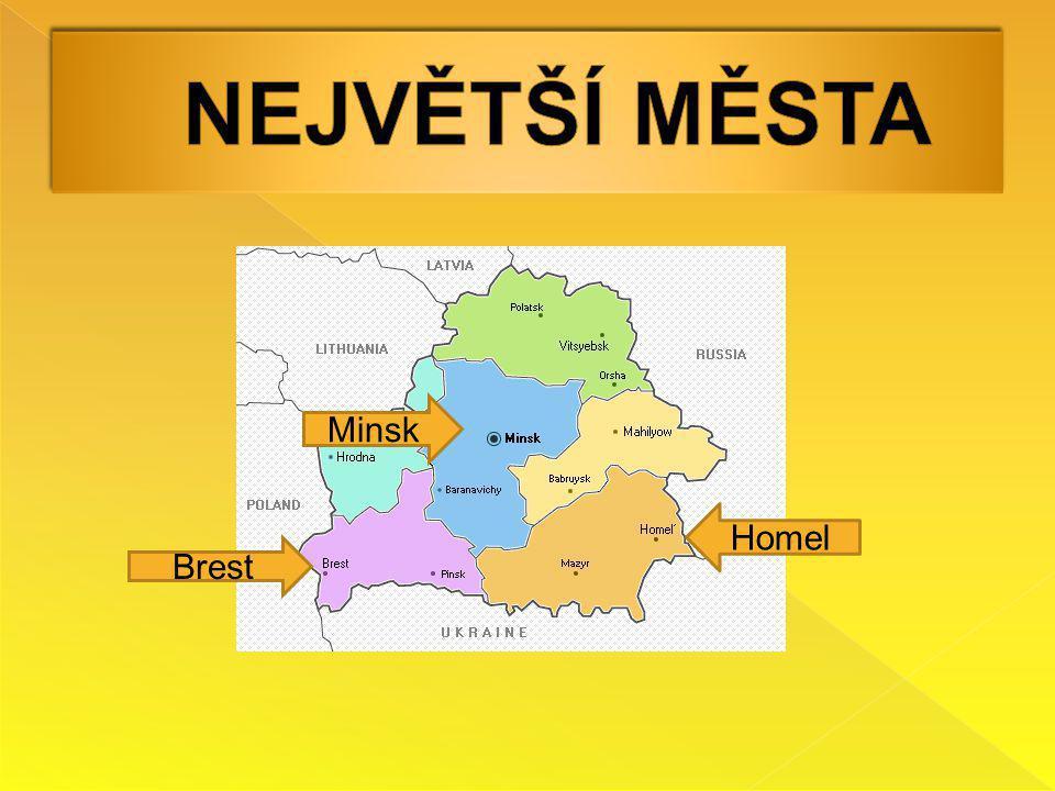 Brest Minsk Homel