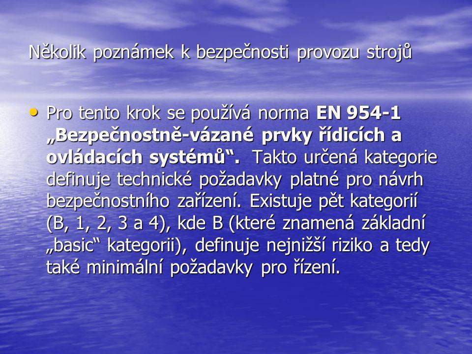 Dvouruční řídicí relé C575 Použití Použití Relé C575 je určeno pro instalaci do řídicích systémů lisů a to: hydraulických lisů podle DIN EN 693, excentrických a příbuzných lisů podle EN 692 a vřetenových lisů podle EN 692.