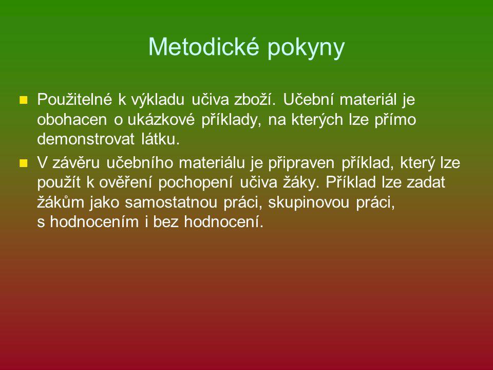 Zdroje ŠTOHL, Pavel.Učebnice účetnictví 2011: pro střední školy a veřejnost.