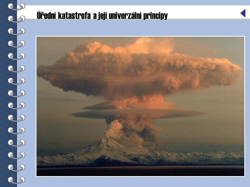 Úřední katastrofa a její univerzální principy