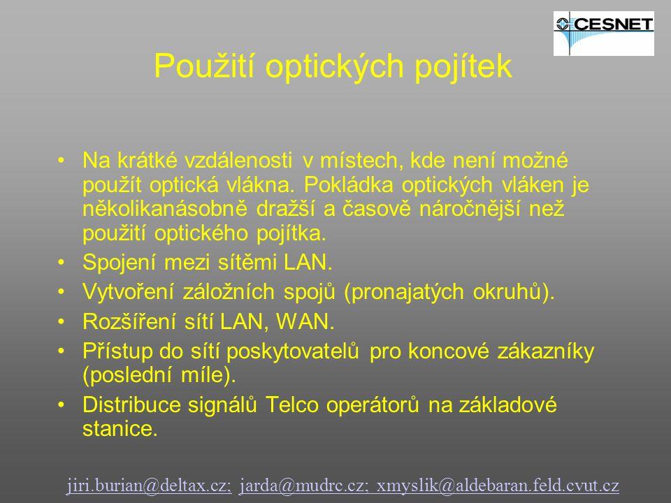 jiri.burian@deltax.cz;jiri.burian@deltax.cz; jarda@mudrc.cz; xmyslik@aldebaran.feld.cvut.czjarda@mudrc.cz; xmyslik@aldebaran.feld.cvut.cz Bod - Bod Síť Bod - Multibod Topologie optických sítí
