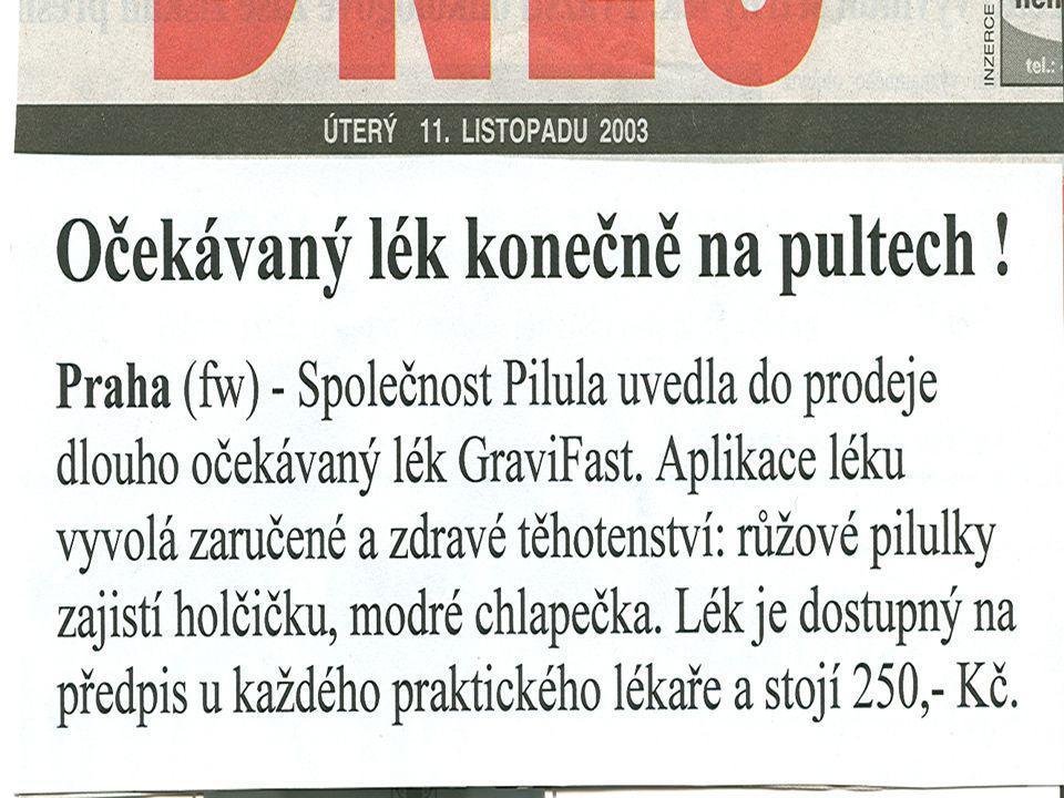 """Tiskové zprávy Každá TZ se sama zařadí na zmíněné úsečce: Informace: """"Z Prahy byla otevřena nová letecká linka do Palerma."""