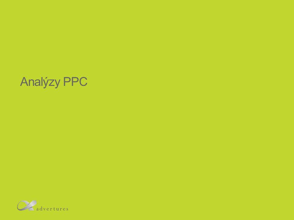 Analýzy PPC