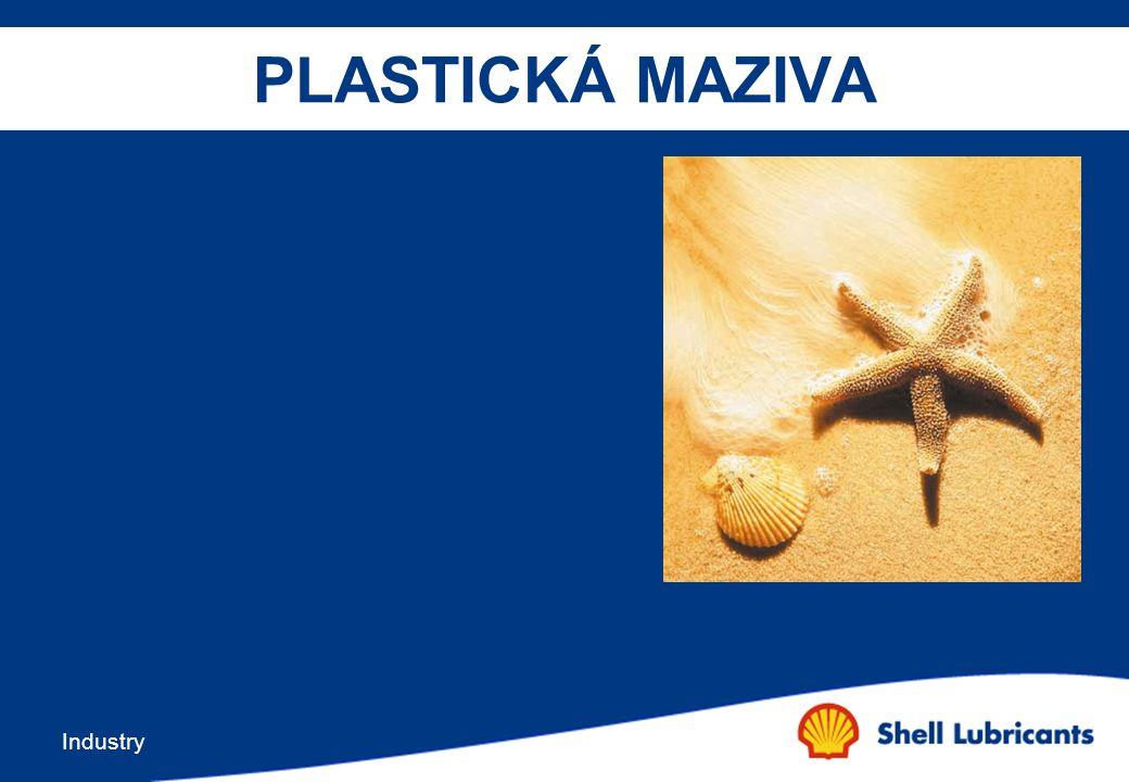 Industry PLASTICKÁ MAZIVA