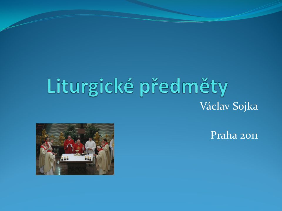Václav Sojka Praha 2011