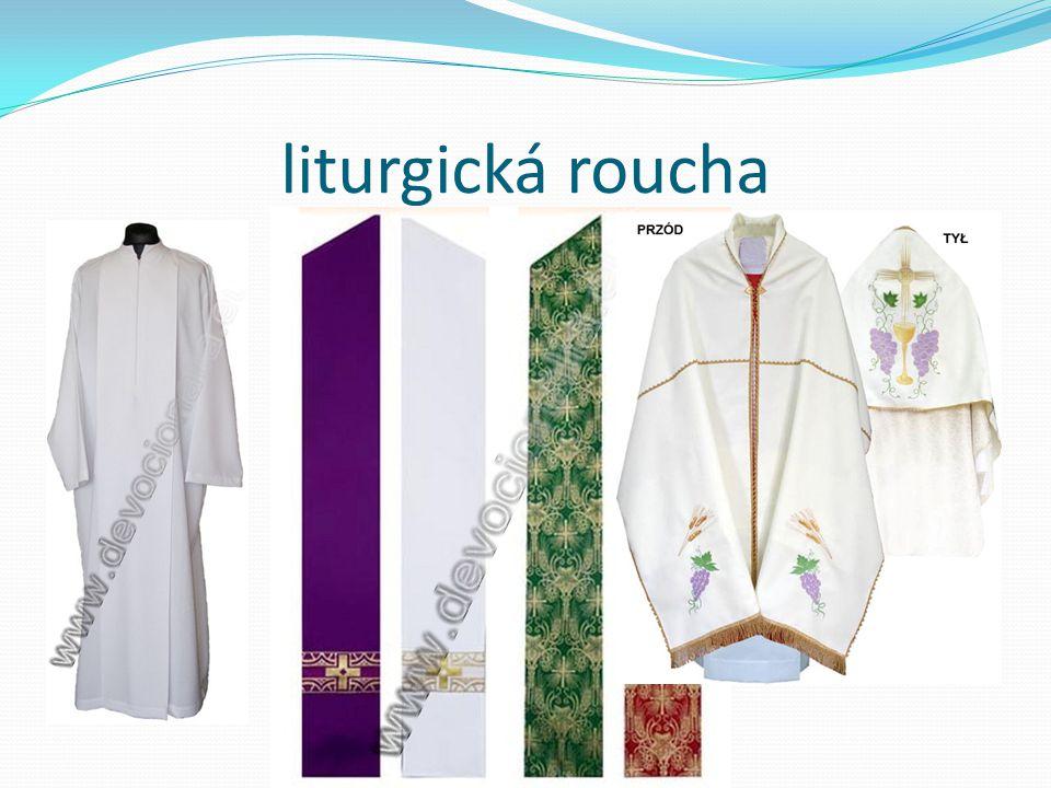 liturgická roucha