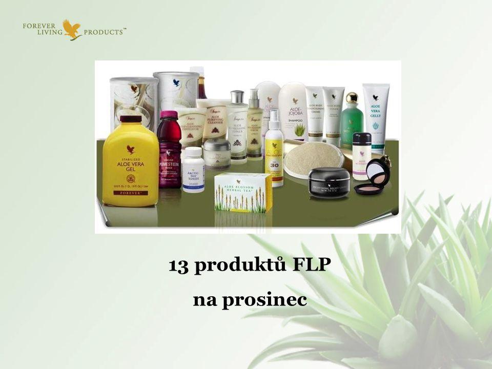 13 produktů FLP na prosinec