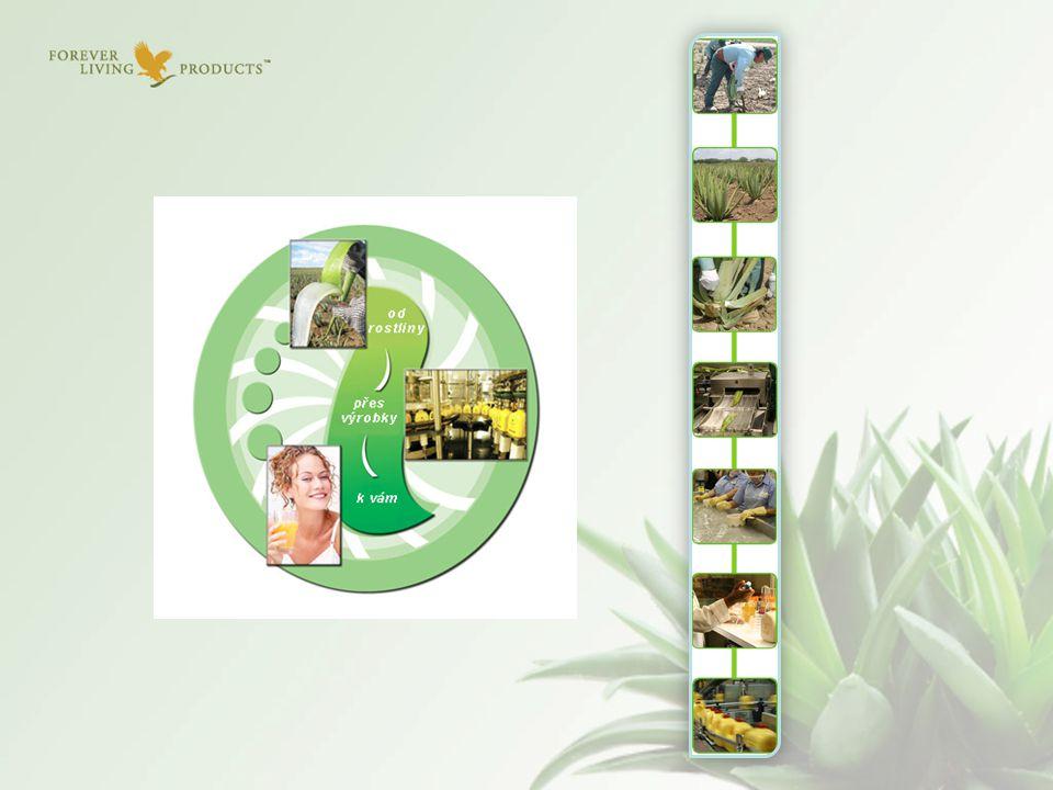 Plantáže a výrobní závod Aloe Vera of America vlastní několik patentů pro stabilizaci aloe vera.