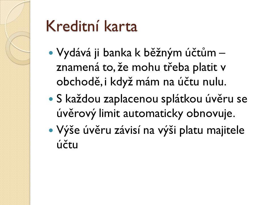 Doklady potřebné k vyřízení půjčky Občanský průkaz Další průkaz totožnosti (např.