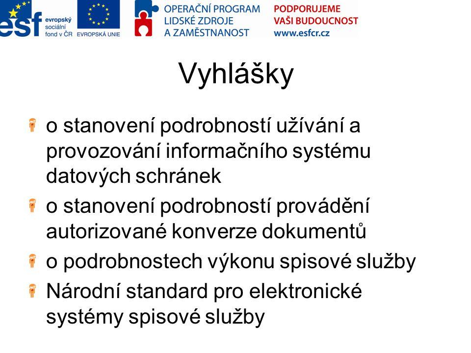 Konverze dokumentů provádí se na pracovišti Czech POINT Dle způsobu Konverze z listinné podoby do elektronické Konverze z elektronické podoby do listinné Dle subjektu Konverzi na žádost provádějí kontaktní místa veřejné správy.