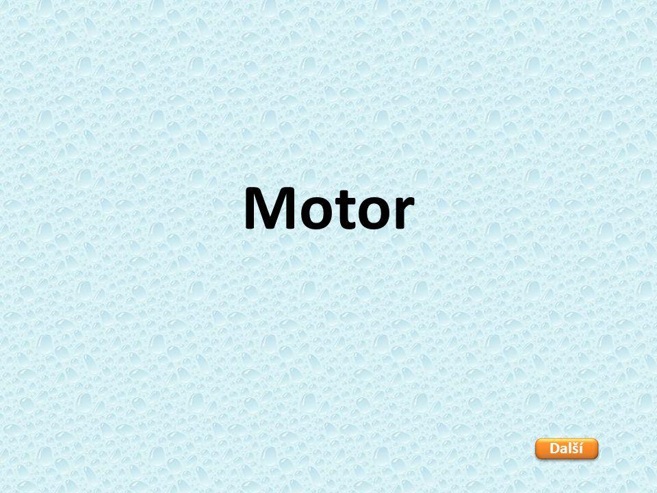 Motor Další