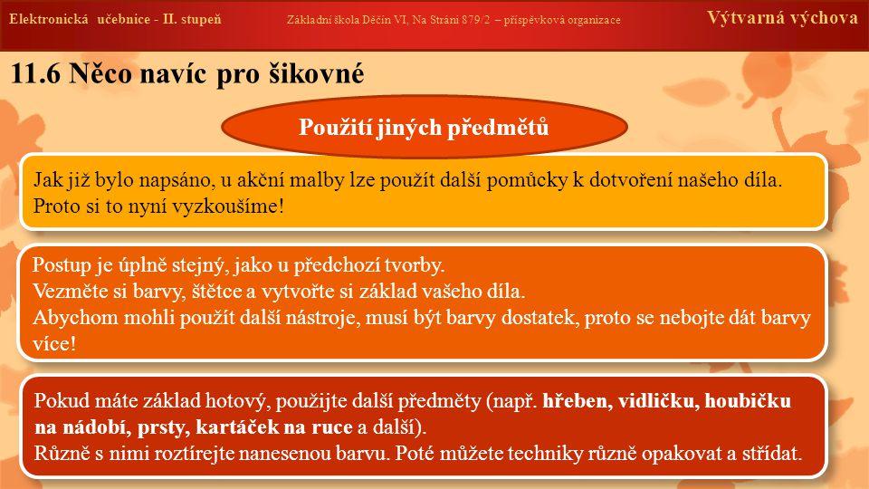 11.7 CLIL Elektronická učebnice - II.