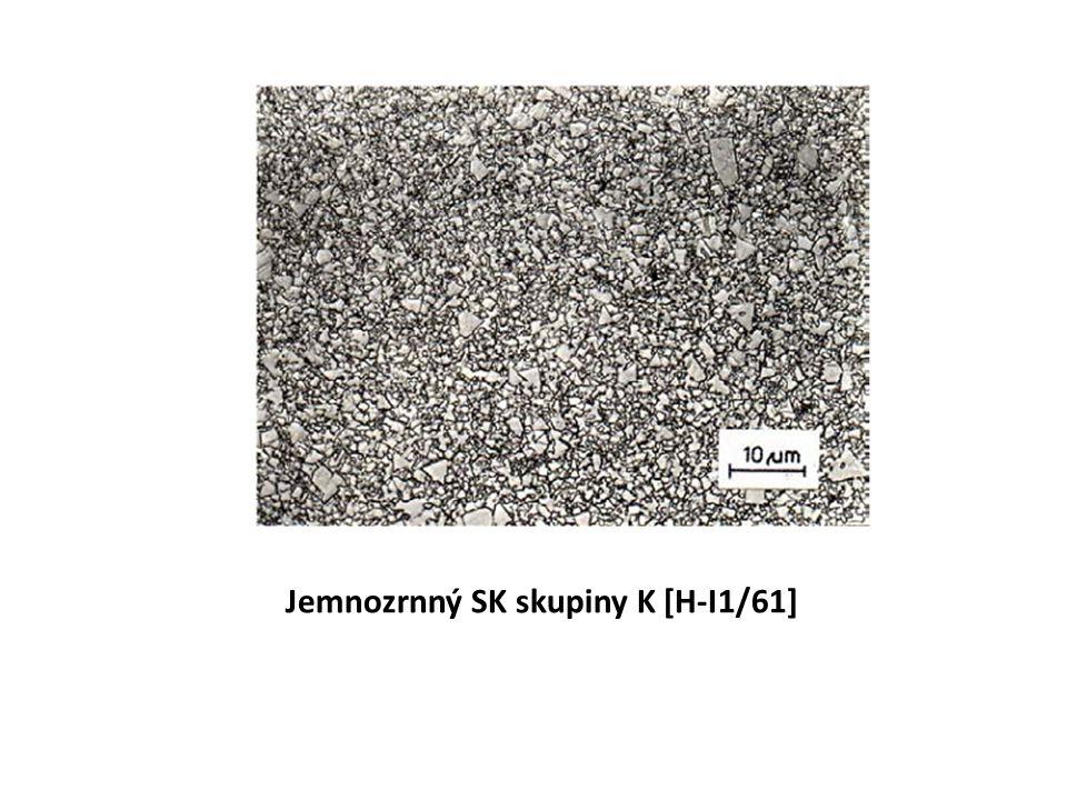Jemnozrnný SK skupiny K [H-I1/61]