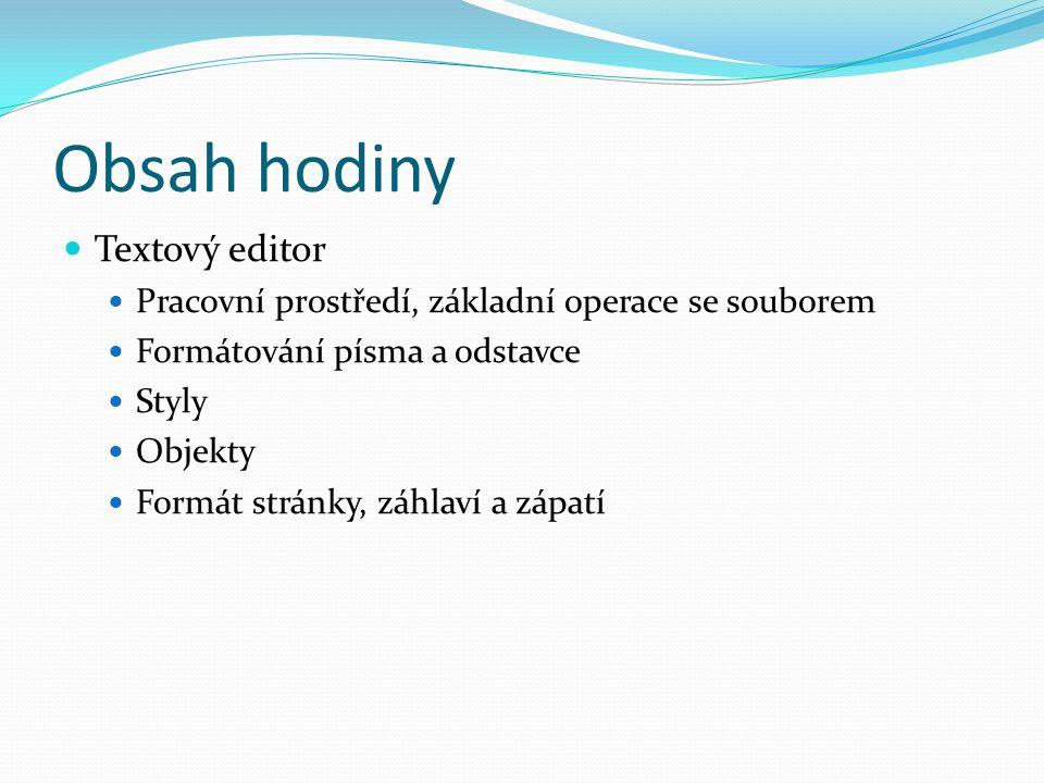 Šablony Šablony aplikace Word pro většinu typů dokumentů naleznete na webu Microsoft Office Online http://office.microsoft.com/cs-cz/templates/