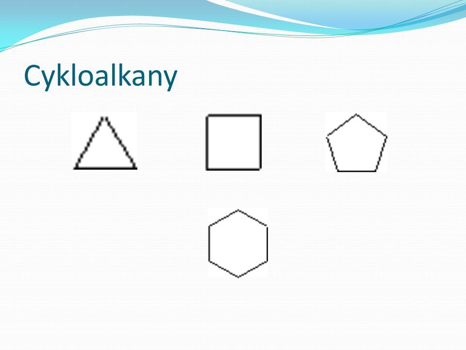 Cykloalkany