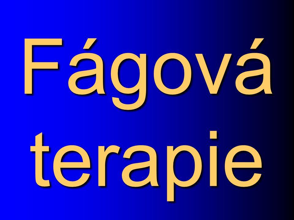 Fágová terapie