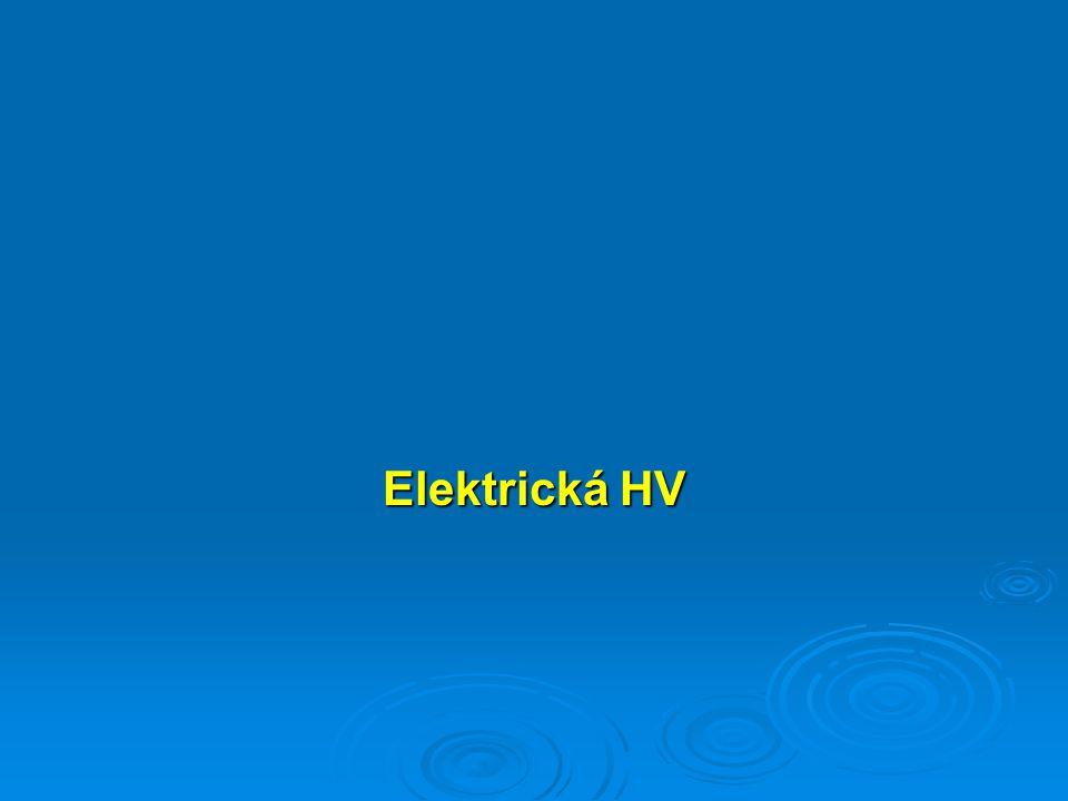 Elektrická HV
