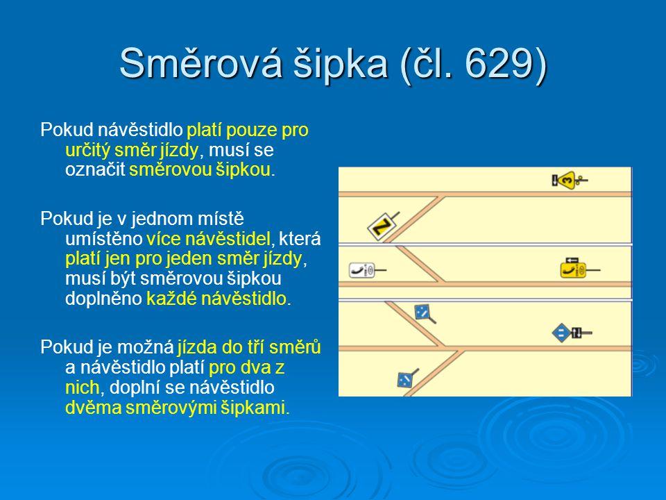 Směrová šipka (čl.