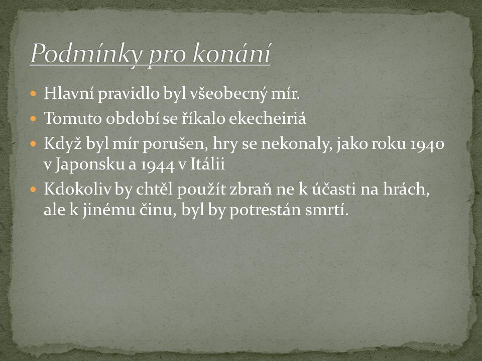 http://en.wikipedia.org/wiki/Diaulos http://cs.wikipedia.org/wiki/Olympijsk%C3%A9_hry http://cs.wikipedia.org/wiki/Antick%C3%A9_olympijsk% C3%A9_hry http://cs.wikipedia.org/wiki/Antick%C3%A9_olympijsk% C3%A9_hry www.strankaveskolezalozena.estranky.cz/clanky/historie- loh.html www.strankaveskolezalozena.estranky.cz/clanky/historie- loh.html http://referaty-seminarky.cz/olympijske-hry-historie/ Olivová Věra: Sport a hry ve starověkém světě, Praha 1988 Zamarovský Vojtěch: Vzkříšení Olympie, Praha 1980 Kolektiv Ludvíka Svobody: Encyklopedie Antiky, Praha 1973