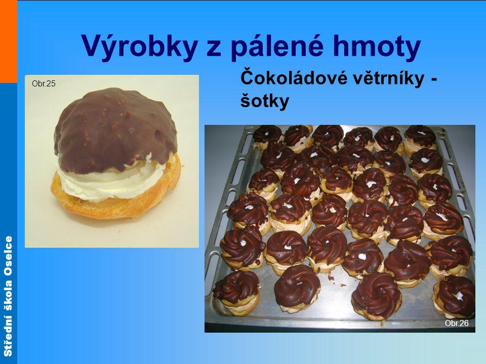 Střední škola Oselce Výrobky z pálené hmoty Banánky Obr.11 Obr.20 Obr.6