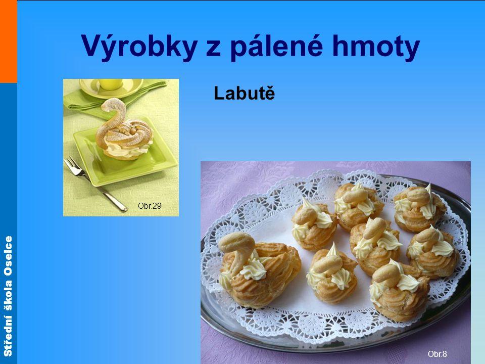 Střední škola Oselce Výrobky z pálené hmoty Labutě Obr.7 Obr.18