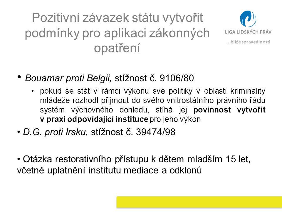 Zbavení osobní svobody jako krajní opatření I Korneykova proti Ukrajině, stížnost č.