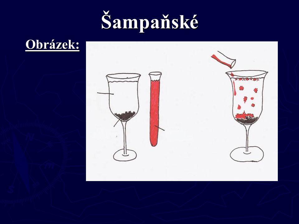 Šampaňské Obrázek:
