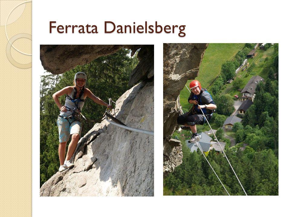 Ferrata Danielsberg