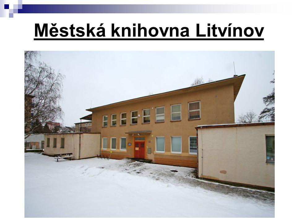 Knihovny a senioři - Vsetín 15. - 16. 4. 2009 Dospělé oddělení