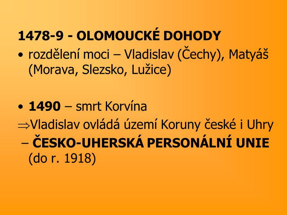 Česko-uherská personální unie