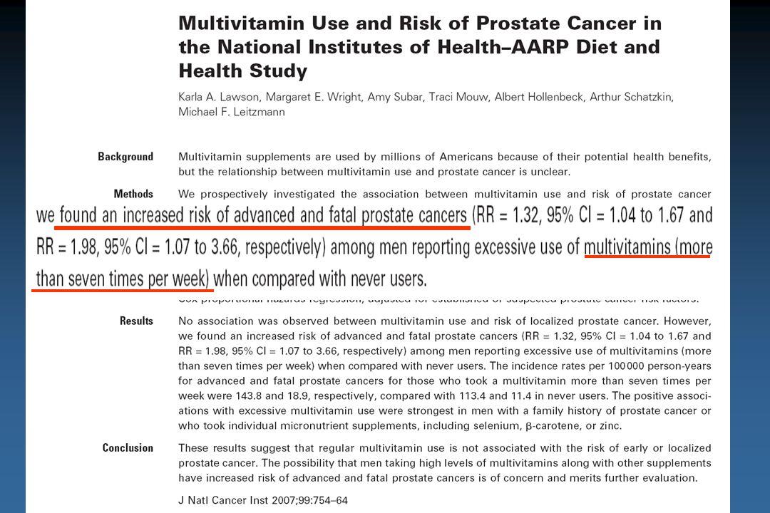Radikální prostatektomie snižuje úmrtnost na KP a zlepšuje celkové přežití Scandinavian Prostate Group (Švédsko, Finsko, Island) randomizovaná studie watchful waiting (WW) vs.