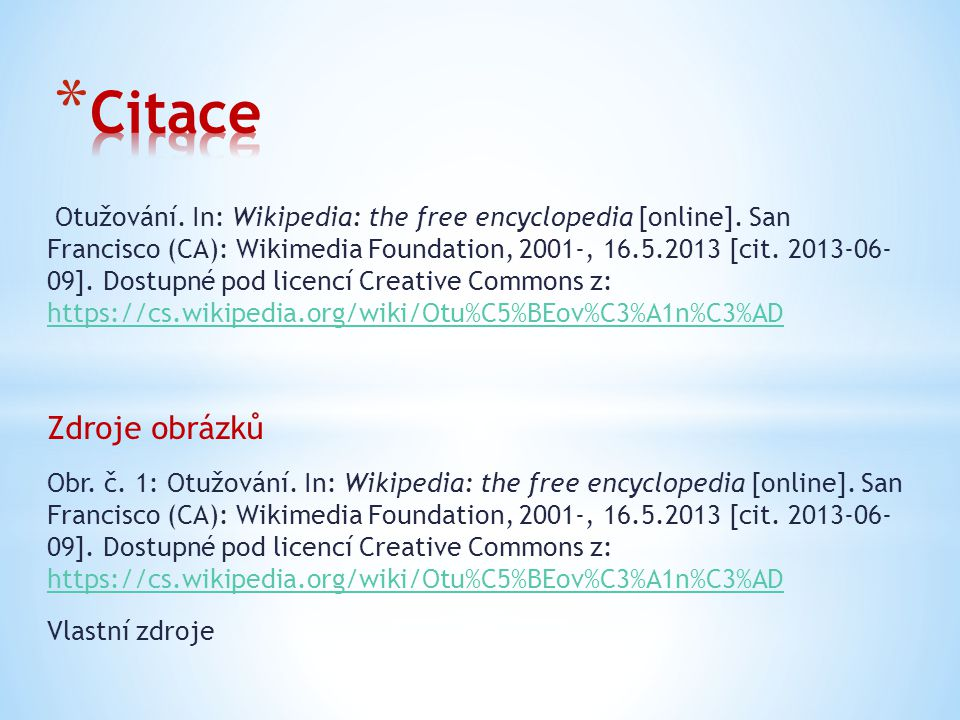 Otužování.In: Wikipedia: the free encyclopedia [online].