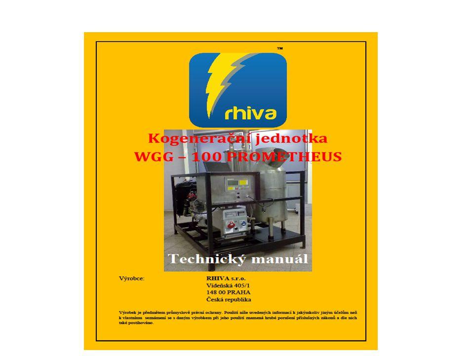Turbínka 1 kW (40 000ot./min) pro ORC okruh s R134 je připravena jednotka 4 kW (40 000ot./min)