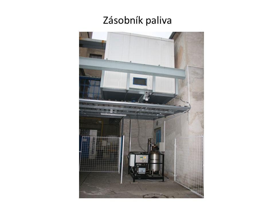 Zásobník paliva