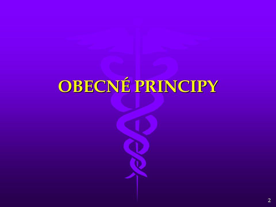 2 OBECNÉ PRINCIPY