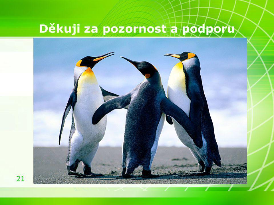 21 Děkuji za pozornost a podporu Děkuji za pozornost zitnikova.dagmar@cmkos.cz http://osz.cmkos.cz/