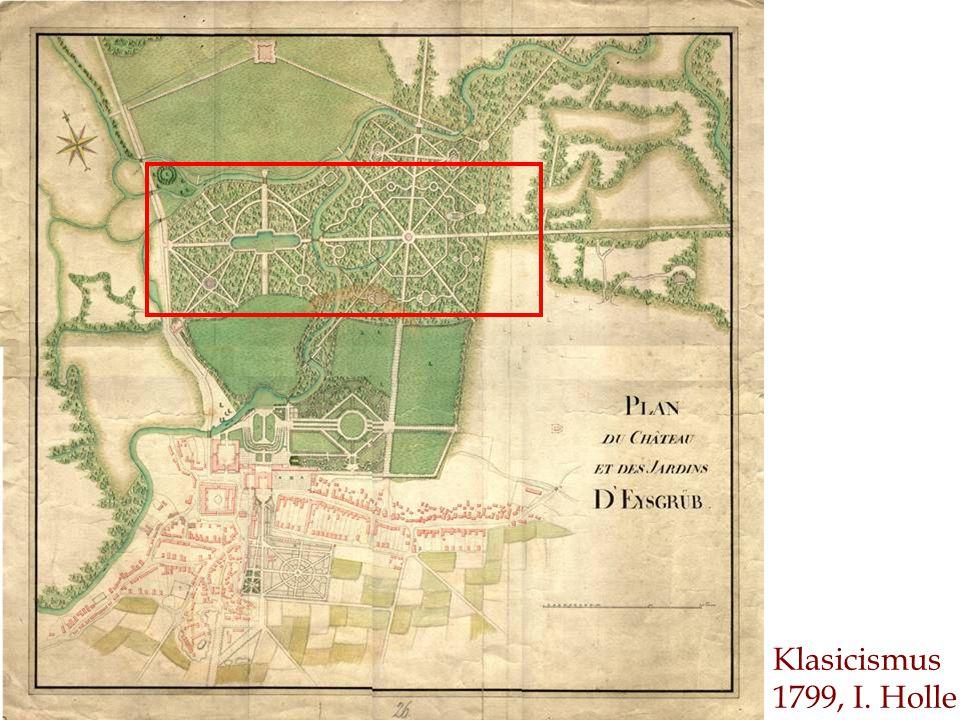 Klasicismus 1799, I. Holle