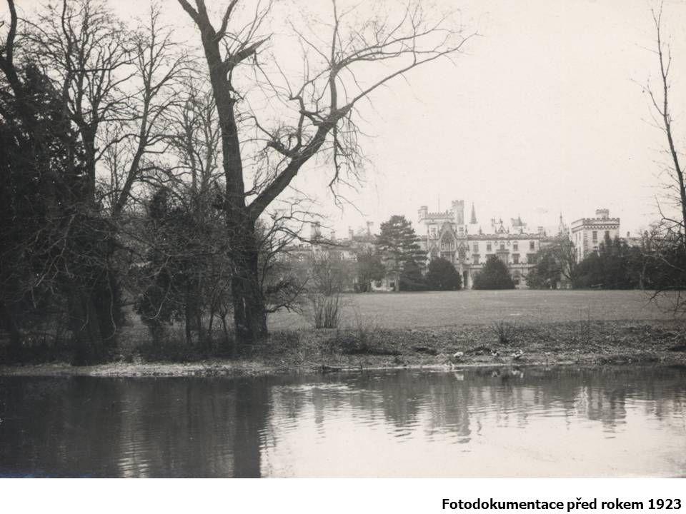 Fotodokumentace před rokem 1923