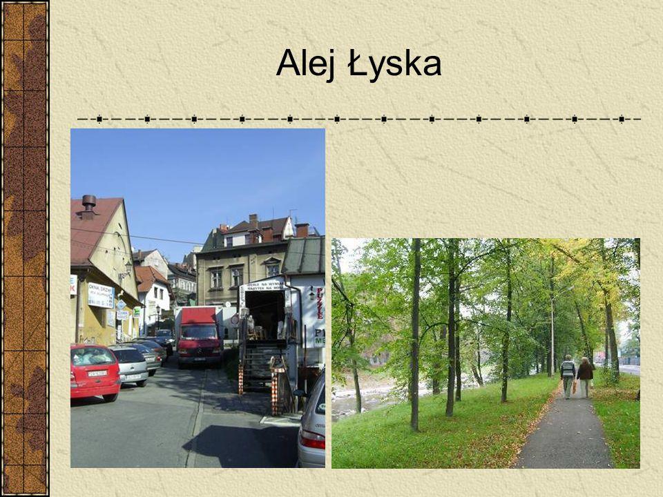 Alej Łyska