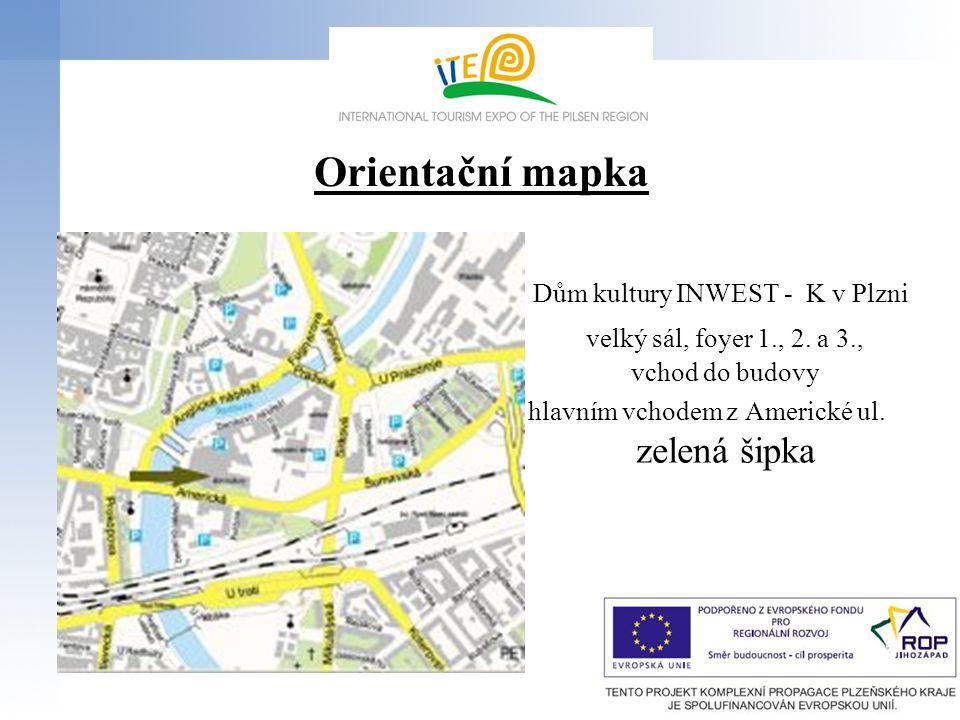 Parkování Ve zvláštním případě je možné si zajistit parkování v objektu Domu kultury INWEST - K v Plzni
