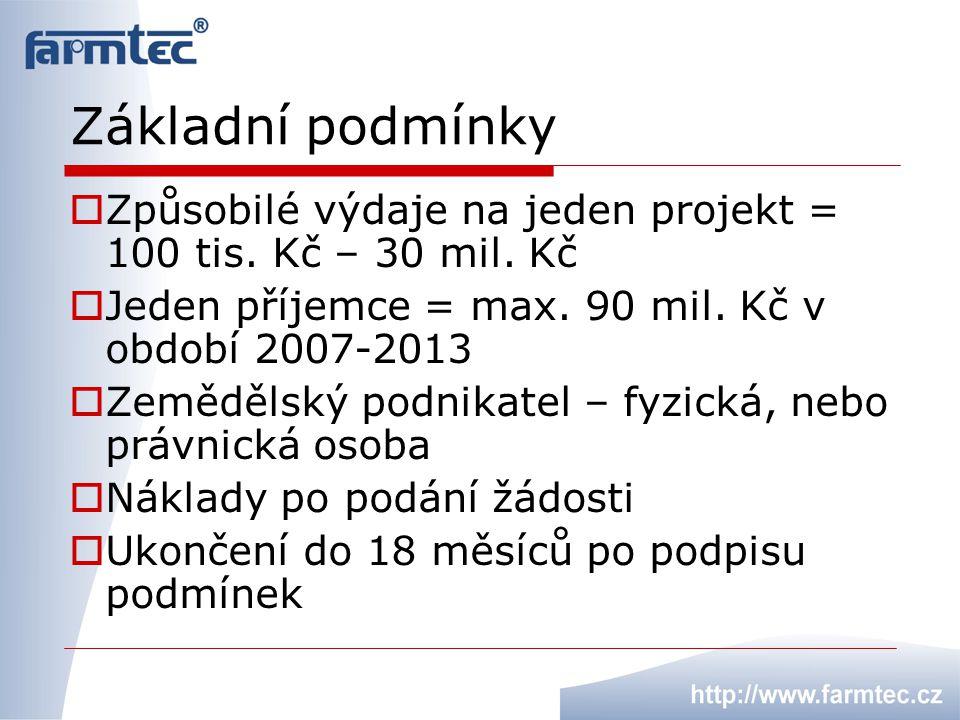 Výsledky prvního kola- ŽV Termín podávání žádostí – 9-27.7.