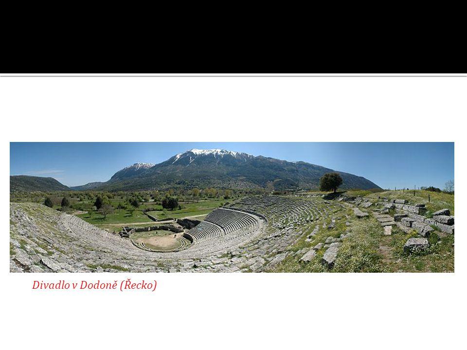 Divadlo v Dodoně (Řecko)