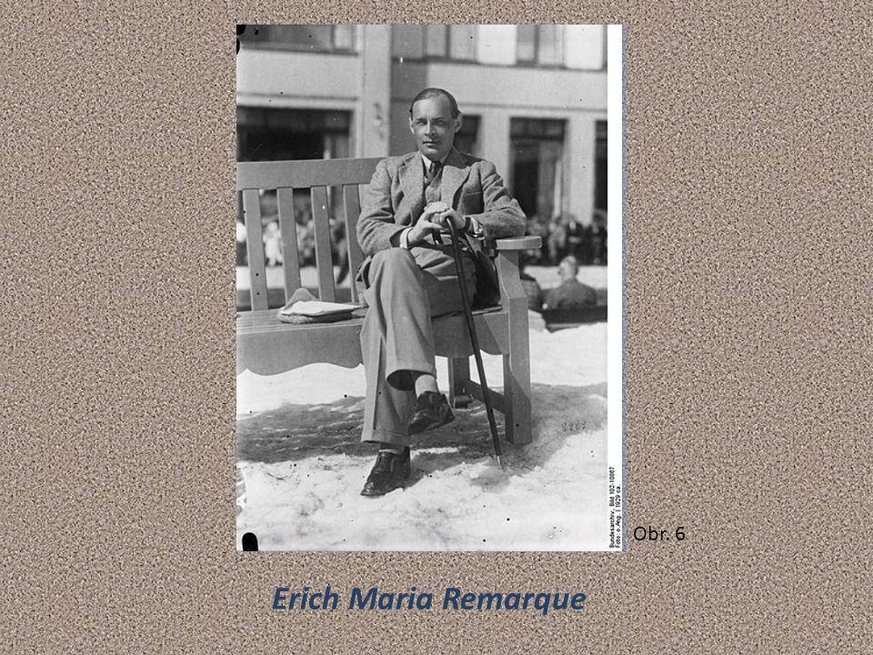 Erich Maria Remarque Obr. 6