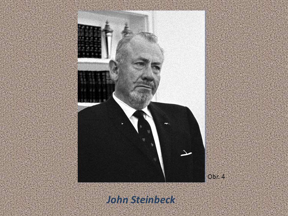 John Steinbeck Obr. 4