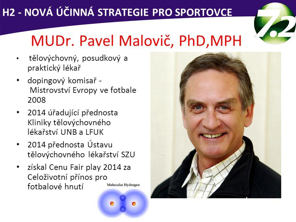 H2 - NOVÁ ÚČINNÁ STRATEGIE PRO SPORTOVCE tělovýchovný, posudkový a praktický lékař dopingový komisař - Mistrovství Evropy ve fotbale 2008 2014 úřadují