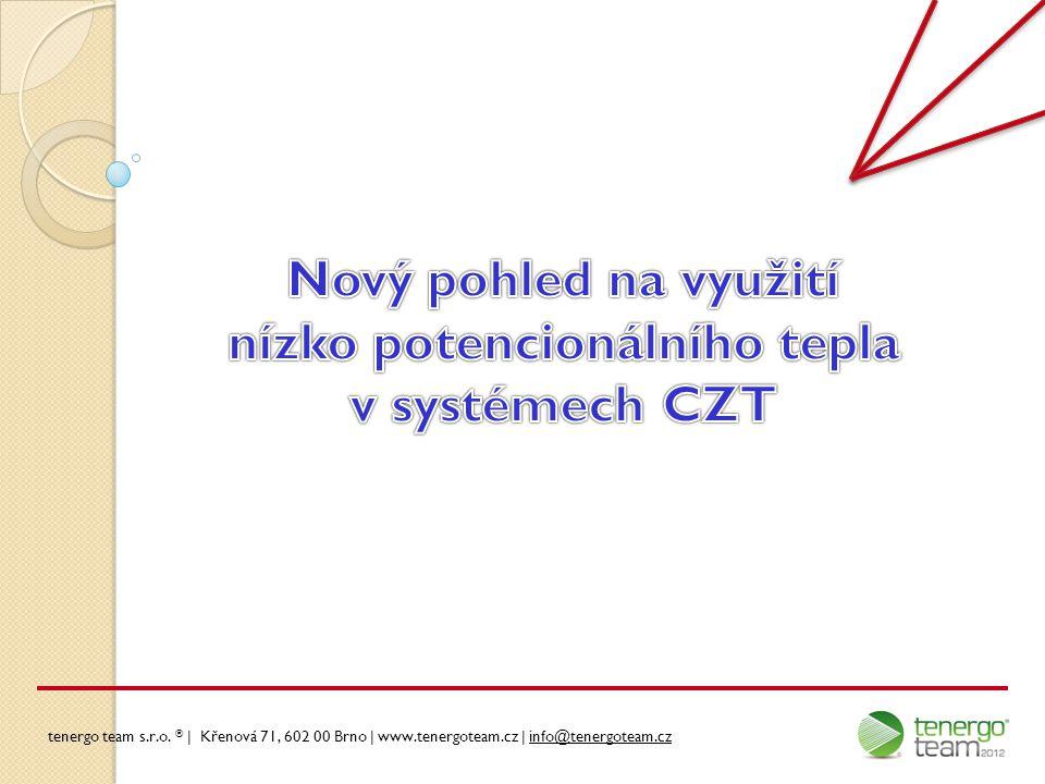 tenergo team s.r.o. ® | Křenová 71, 602 00 Brno | www.tenergoteam.cz | info@tenergoteam.cz
